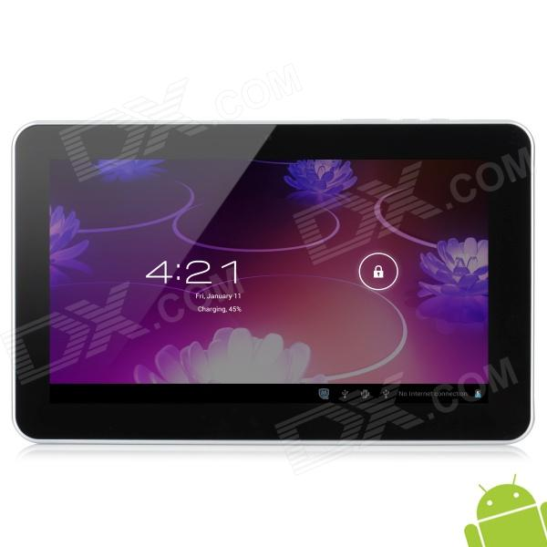 "V13 10"" Capacitive Screen Android 4.0 Tablet PC w/ TF / Wi-Fi / Camera / HDMI / G-Sensor - Silver"