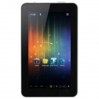 "KB706 7"" Capacitive Screen Android 4.0 Tablet PC w/ TF / Wi-Fi / Camera / G-Sensor - White + Black"