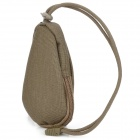 Outdoor Nylon Small Carry-on Bag - Coyote Brown
