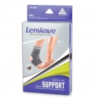 Lenwave LW-5492 Elastic Ankle Belt Wrap Support - Grey + Black + White (2 PCS)