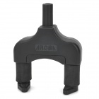 Aroma AH-81 Nylon Hanger Holder for Guitar - Black