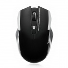 MOTOSPEED G403 Wireless 2.4GHz 500/1000/1600dpi Optical Game Mouse - Black (1 x AA)
