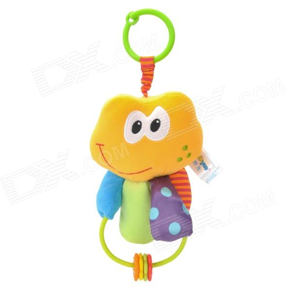 Cute Octopus Cartoon Bed Hanging Toy - Yellow + Green + More