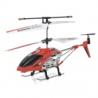 IA 8859 Rechargeable 3,5-CH IR Remote Control R / C Helicopter w / Gyro - Red