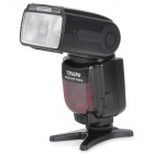 "TRIOPO TR-981N Automatic Zoom 2.1"" LCD Speedlit w/ 1-LED for Nikon SLRS - Black (4 x AA)"