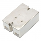 KG-40DA Single Phase Solid State Relay - White + Silver
