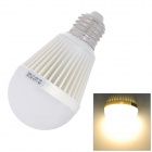 QP307 E27 3W 3300K 240lm 15-SMD 2835 LED Warm White Bulb (AC 100~240V)