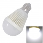 QP307 E27 3W 6500K 240lm 15-SMD 2835 LED White Light Bulb (AC 100~240V)