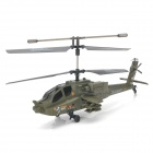 Udi U10 Rechargeable 3.5-CH 2.4GHz Radio Control R/C Helicopter w/ Gyro - Army Green