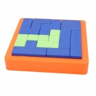 Nibobo 851555 Classic Chinese Tangram Bricks Jigsaw Puzzle Kid's Toy