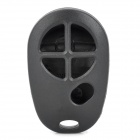 AML030446 Automobile TOYOTA 5-Button Remote Control Key Case - Black