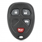 Replacement 4-Button Remote Key Shell Case for Fisrtland