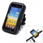 Bicycle Bike Protective Waterproof Bag w/ Mount Holder for Samsung i9220 / N7100 / GPS / PSP