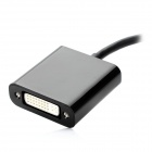 DisplayPort DP мужчина к DVI-D женский HD 1080P кабель адаптера (15 см)