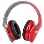 DM-4800 Folding Stereo Headphone w/ Microphone for Iphone 5 / 4S / 4 / 3S (3.5mm Plug / 120cm)