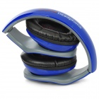 DM-4800 Folding Stereo Headphone w/ Microphone for Iphone 4S / 4 / 3S / 5 (3.5mm Plug / 120cm)