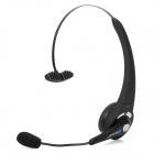 BTH-003 Stylish Bluetooth v2.1 Headband Headset w/ Microphone - Black + Silver