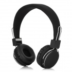 M28 Bluetooth v2.1 Stereo Headphones w/ Microphone - Black + Silver