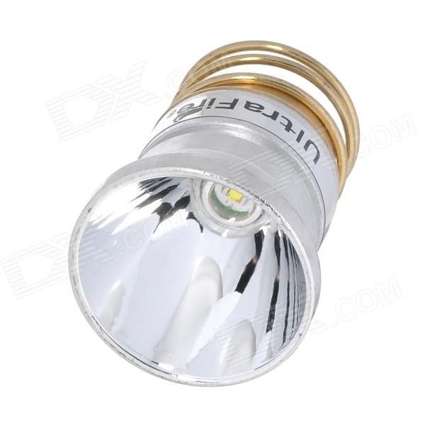 UltraFire 340lm 5-Mode White Aluminum Smooth Reflector Drop-In Module w/ CREE XR-E R2