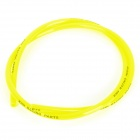 DIY Silicone Motorcycle Oil Tube - Yellow (100cm)