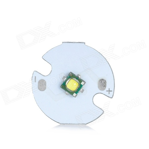 348lm White Bulb Plate for Flashlight - White