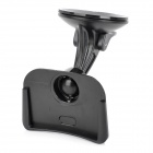 "360' Rotation 3.5"" GPS Suction Cup Stand Holder for Tomtom V2 / V3 / ONE / XL - Black"