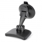 "360' Rotation 3.5"" GPS Suction Cup Stand Holder for Tomtom V2 / V3 - Black"