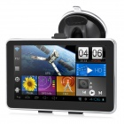 "IPUM5626 5"" HD Resistive Android 4.0 MID GPS Navigator w/ Canada Map / Wi-Fi / 8G TF - Black"