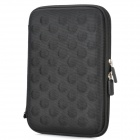 "Protective EVA + Nylon Sleeve Case Bag for Ipad MINI / 7"" Tablet PC - Black"