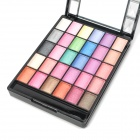 KB9093 (2#) Cosmetic Makeup Eyeshadow + Lip Gross + Blusher + Pressed Powder Set (50g)