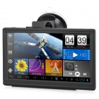 "IPUM7025AV IPUM5626 7 ""резистивный HD Android 4.0 MID GPS Навигатор ж / Канада карты / Wi-Fi / AV-IN"