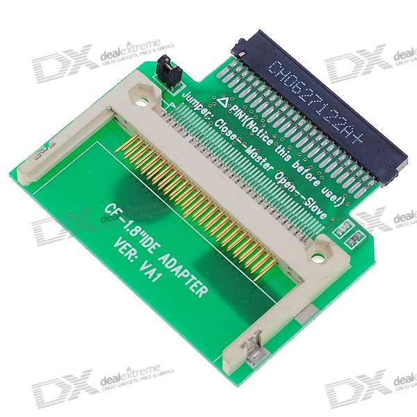 "CF to 1.8"" IDE Hard Drive Adapter"