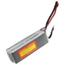 Wild Scorpion Replacement 14.8V 35C 3000mAh Li-Poly Battery Pack for R/C Mode - Red + Black + Silver