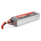 WILD SCORPION 14.8V 45C 4-Cell 5500mAh Li-ion Polymer Battery Pack for R/C Aircraft - Black + Silver