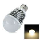 E27 6W 6-LED 570lm 3500K Warm White Bulb Lamp (AC 85~265V)