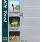 Pro'skit NT-306 Non-contact Voltage Detector - Green + Beige (2 x AAA)