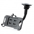 LSON 360 Degrees Car Mount Holder w/ Suction Cup for HTC One S - Black