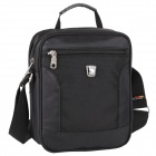 Oiwas 5324 Fashion Casual / Business Nylon Carrying / Shoulder Bag - Black