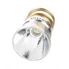 UltraFire CREE XR-E Q5 240lm Aluminum Textured Reflector Drop-In Module - Silver