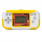 "Tongxinle TL-782 1,8 ""LCD Ersatz Card Game Console - Yellow + White (2 x AAA)"