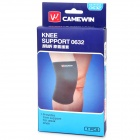 Sports Adjust Knee Elastic Support - Black