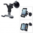LSON Car Swivel Windshield Mount Holder w/ Suction Cup for Tablets / GPS / DVD / TV