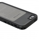 IPEGA Water Resistant Ultra Thin Protective ABS Full Body Case for Iphone 5 - Black