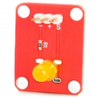 OJ-XM1125 DIY Yellow Light LED Module - Red