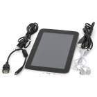 "PIPO S3 7"" Capacitive Screen Android 4.1 Dual Core Tablet PC w/ TF / Wi-Fi / Camera - Black + White"