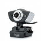 BLUE LOVER Z502 Mini 360 Degree Rotatable Video Camera w/ Microphone / Night Vision- Black + Silver