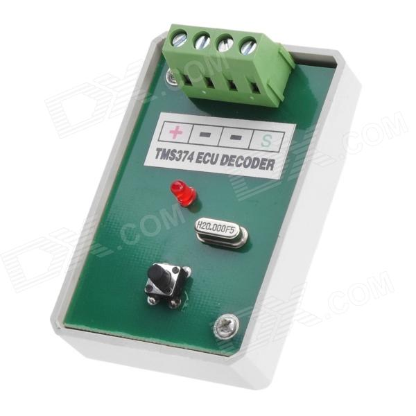 3502054 5V Square Wave Pulse TMS374 ECU Decoder / Frequency Sweeper - Grey + Green