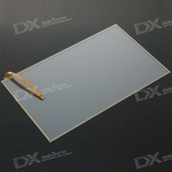 "9"" USB Touch Screen Digitizer DIY Mod Kit for Asus Eee PC 900 UMPC Laptops"