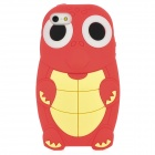 Cute Turtle Style Protective Silicone Case for Iphone 5 - Red