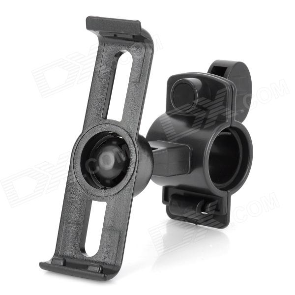 Bicycle Motorcycle Mount Holder Set for 5 Garmin Nuvi 1455 / 1495 / 1490 / 1480 GPS - BlackMotorcycle Phone Holders<br>ModelN/AQuantity1 DX.PCM.Model.AttributeModel.UnitMaterialPlasticForm  ColorBlackPacking List1 x Mount Holder<br>
